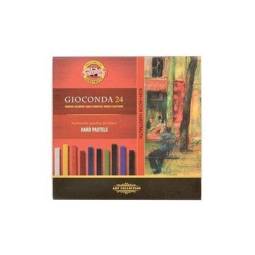 Купить KOH-I-NOOR Пастель Gioconda 24 цвета, Пастель и мелки