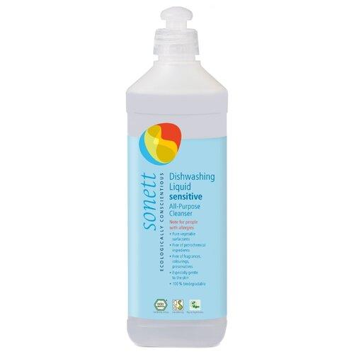 Sonett Средство для мытья посуды Sensitive Универсальное 0.5 л