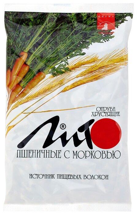Лито Отруби Пшеничные с морковью и кальцием 200 г
