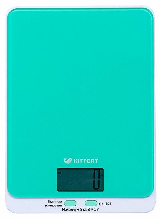 Кухонные весы Kitfort КТ-803 фото 1