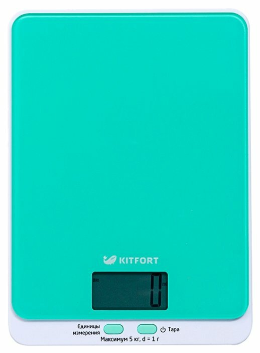 Кухонные весы Kitfort КТ-803