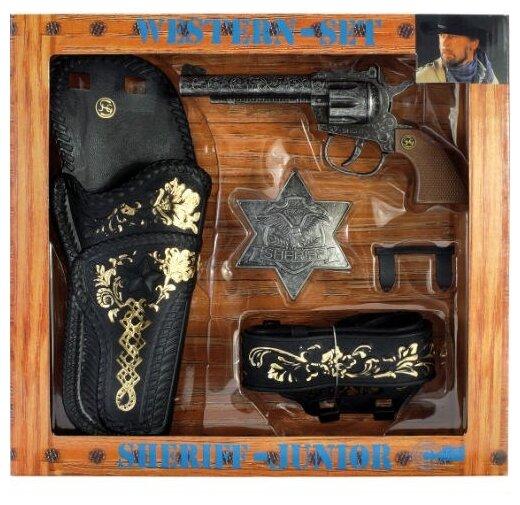 Игровой набор Schrodel Sheriff-Junior 4950115