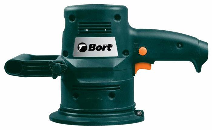 Эксцентриковая шлифмашина Bort BES-380