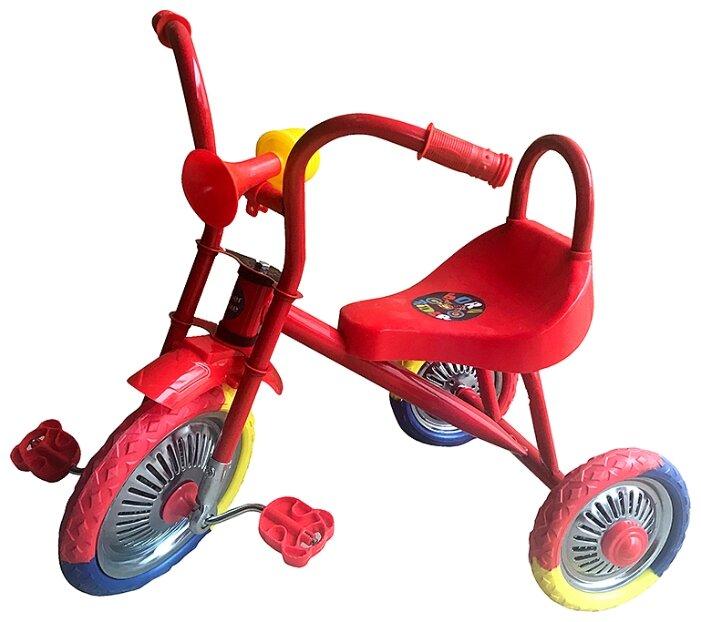 Детский трехколесный велосипед картинка