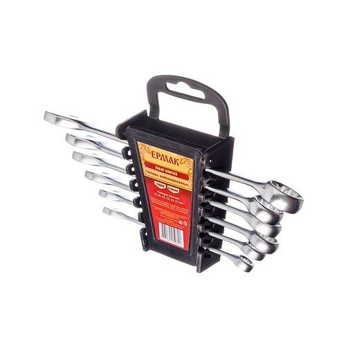 Набор гаечных ключей Ермак (6 шт.) 736-048Наборы инструментов и оснастки<br>