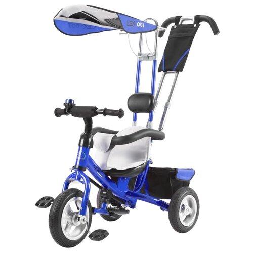 Трехколесный велосипед VipLex 903-2A blue