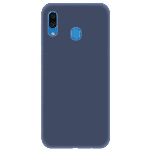 Фото - Чехол LuxCase TPU для Samsung Galaxy A30 (2019) синий чехол luxcase tpu для huawei y7 2019 синий