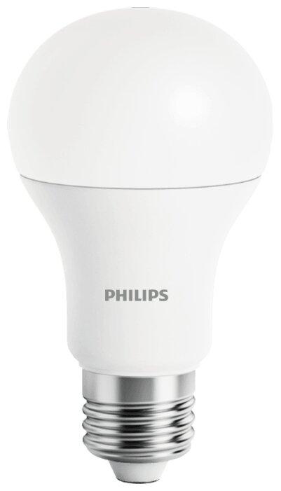 Лампа светодиодная Philips ZeeRay, E27, A60, 6.5Вт