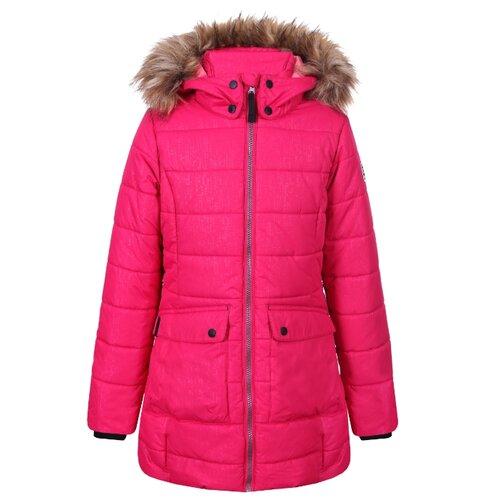 Пальто LUHTA Karisse 232061415L4V размер 134, розовыйПальто и плащи<br>