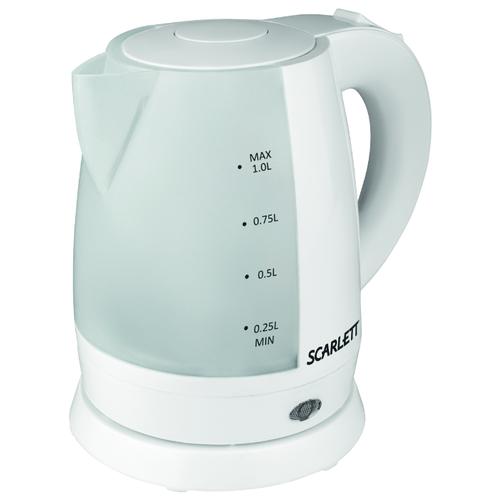 Чайник Scarlett SC-EK18P40, белый