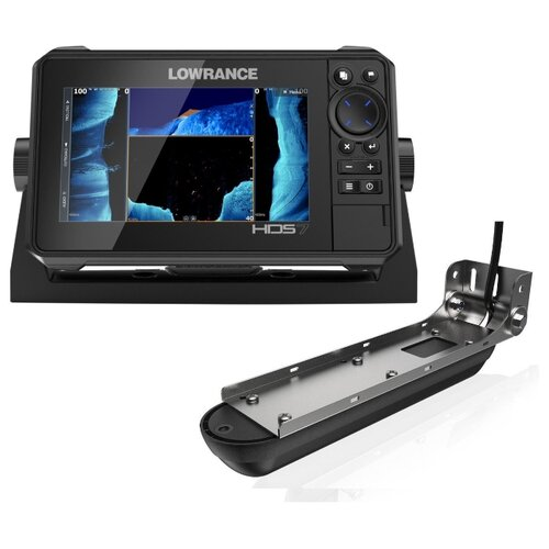 Фото - Эхолот Lowrance HDS-7 LIVE с датчиком Active Imaging 3-in-1 эхолот lowrance fishhunter directional 3d