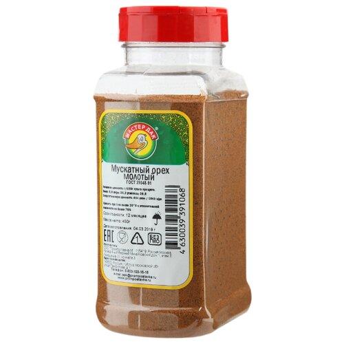 Мастер Дак Пряность Мускатный орех молотый, 450 г