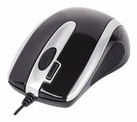 Мышь A4Tech X6-73MD Black-Silver USB+PS/2