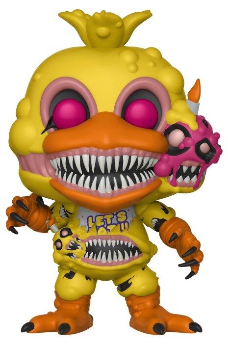 Игровой набор Funko POP! Five Nights at Freddy's: The Twisted - Чика 28808 фото 1