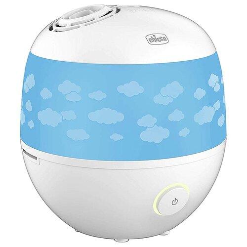 Увлажнитель воздуха Chicco Humi Advance, белый/голубойОчистители и увлажнители воздуха<br>
