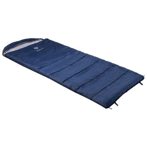 Спальный мешок FHM Galaxy -15 синий с правой стороны