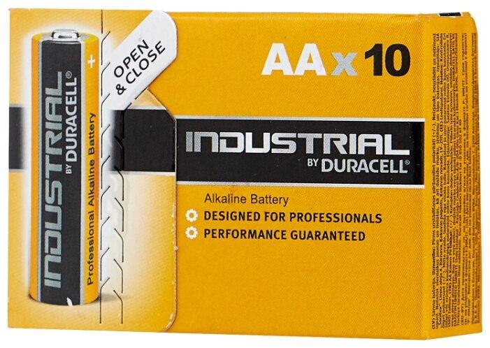Батарейка Duracell Industrial AA