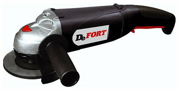 УШМ DeFort DAG-1151, 1150 Вт, 125 мм