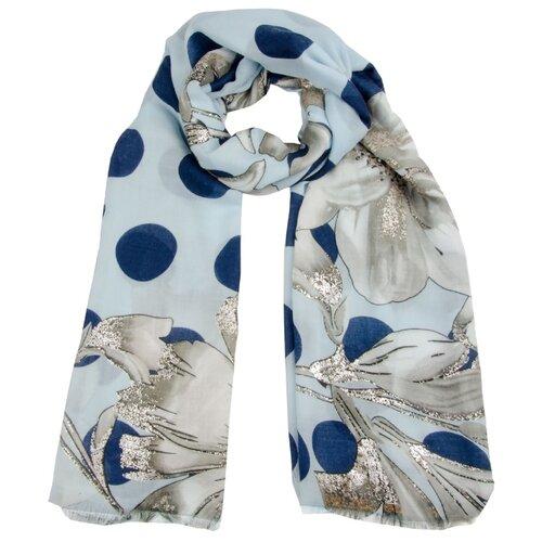цена на Палантин Vip collection SG2128/29 светло-голубой