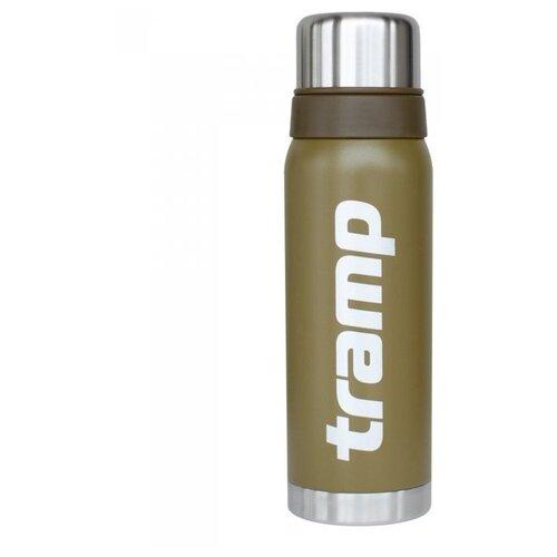 Классический термос Tramp TRC-031, 0.75 л оливковый