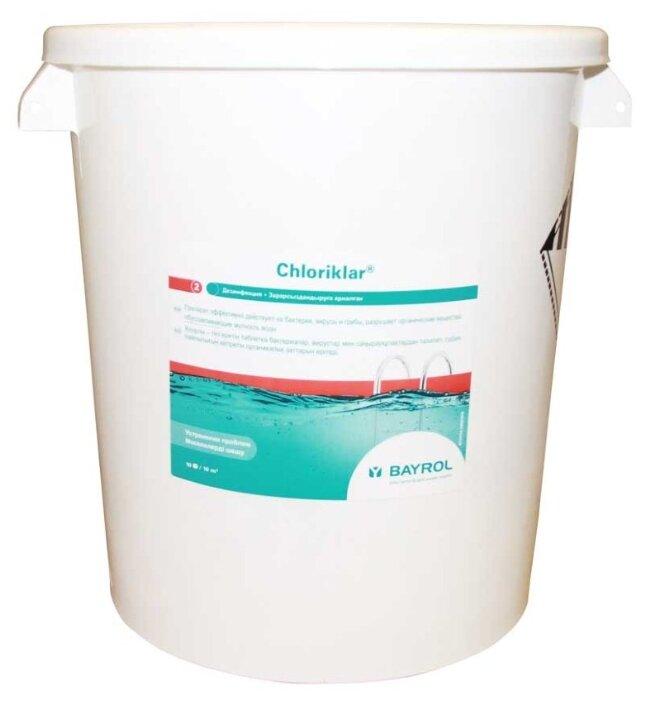 Таблетки для бассейна Bayrol Хлориклар