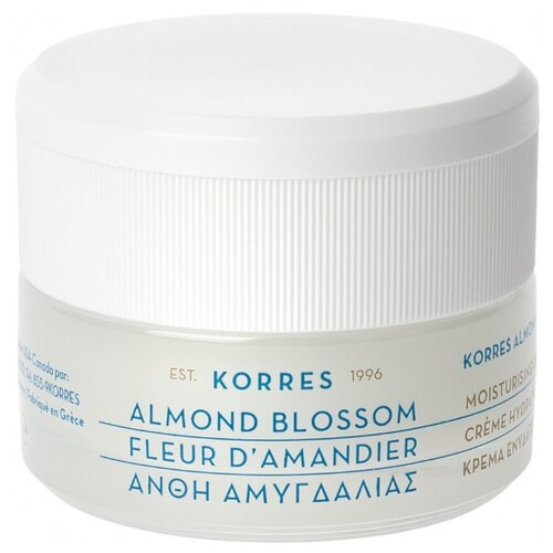 KORRES Almond Blossom Moisturising Cream for Normal to Dry Skin Крем для лица, 40 мл крем для лица holy land cream for normal to dry skin youthful 70 мл для сухой кожи