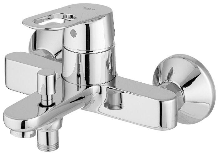 Смеситель для ванны с душем Grohe BauLoop 23341000 однорычажный хром