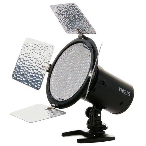 Фото - Накамерный свет светодиодный Yongnuo YN-216 5500 накамерный свет светодиодный yongnuo yn 216 3200 5500
