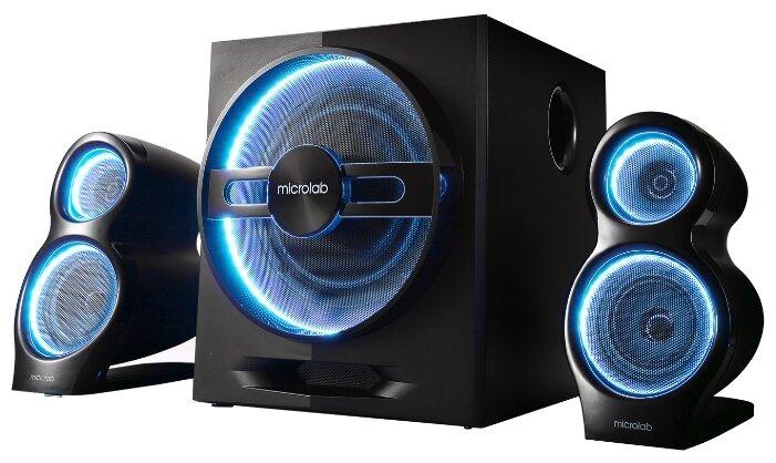 Компьютерная акустика Microlab T10 черный