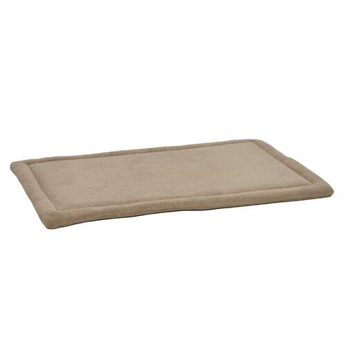 Лежак для собак и кошек Midwest QuietTime Deluxe Micro Terry 102х69 см бежевый