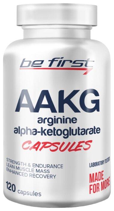 Предтренировочный комплекс Be First AAKG Capsules (120 шт.)