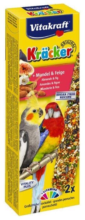 Лакомство для птиц Vitakraft Крекеры для австралийских попугаев фруктовые (10615)
