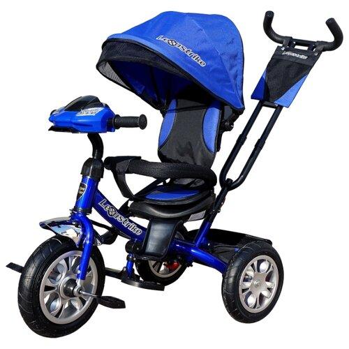 Трехколесный велосипед Shantou City Daxiang Plastic Toys Lexus Trike M7M2-N1210 синийТрехколесные велосипеды<br>
