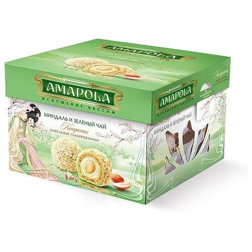 цена на Набор конфет Amapola Миндаль и зеленый чай 100 г