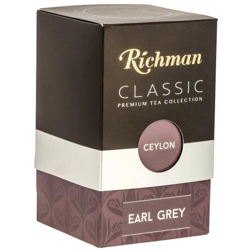 Чай черный Richman Earl grey fantasy , 100 г фото