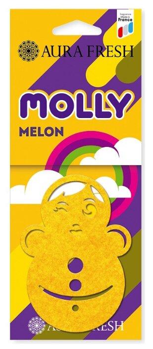 AURA FRESH Ароматизатор для автомобиля Molly Melon