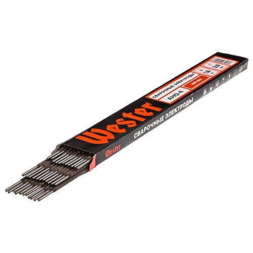 Электроды для ручной дуговой сварки Wester 990-094 АНО-4 3мм 1кг