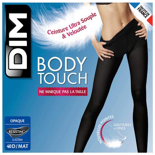 Колготки DIM Body Touch Opaque 40 den, размер 4, grisКолготки и чулки<br>