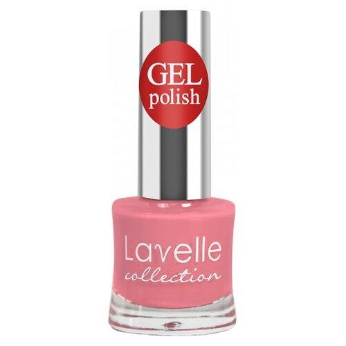 Лак Lavelle Gel Polish 10 мл. 07 нежный кораллово-розовыйЛак для ногтей<br>