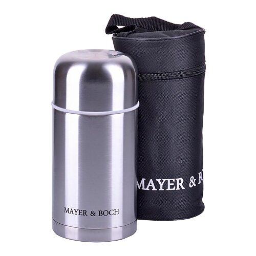Классический термос MAYER & BOCH 28041, 0.8 л серебристый