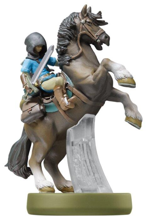 Фигурка Amiibo The Legend of Zelda Collection Линк всадник