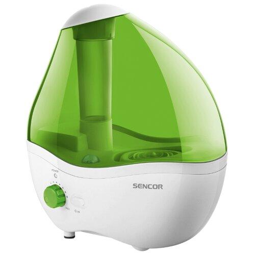 Увлажнитель воздуха Sencor SHF 921GR, зеленый/белый