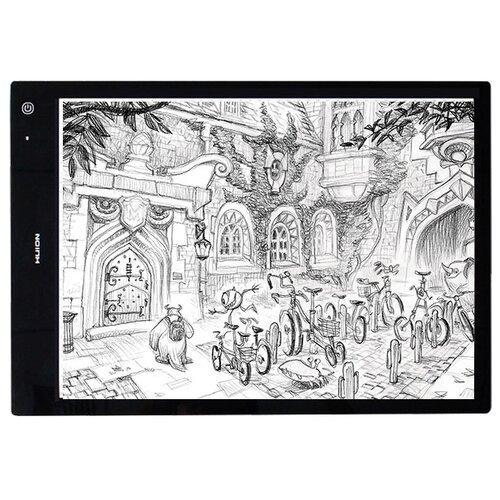 Светокопировальный планшет HUION LB3 черный