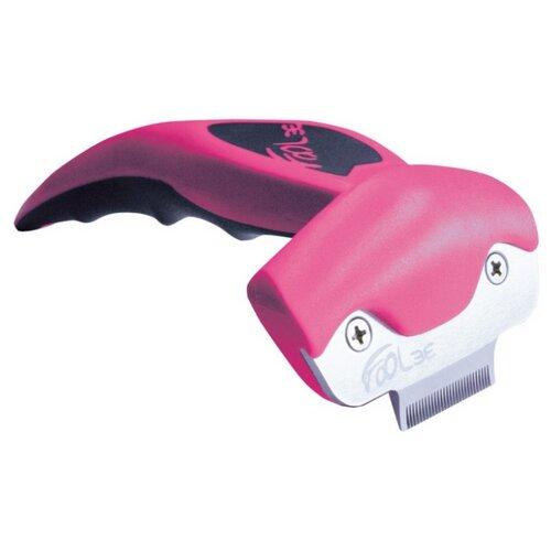 Щетка-триммер FoOlee One XS 3.1 см розовый