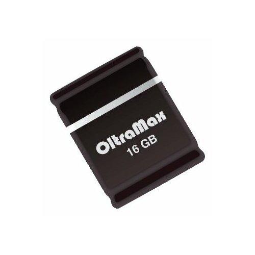 Фото - Флешка OltraMax 50 16GB black флешка oltramax 240 16gb red