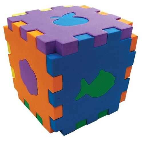 Купить Сортер Malamalama Кубик Первые игрушки, Сортеры
