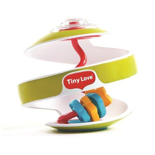 Купить Погремушка Tiny Love Чудо-шар bright green, Погремушки и прорезыватели