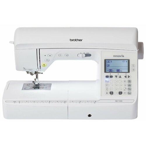 Швейная машина Brother INNOV-'IS NV-1100, белый вышивальная машина brother innov is v3 se белый