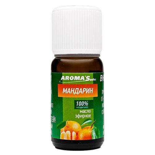 AROMA'Saules эфирное масло Мандарин 10 мл