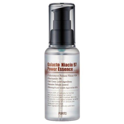Purito Galacto Niacin 97 Power Essence Обновляющая активная эссенция для лица с ниацинамидом, 60 мл недорого